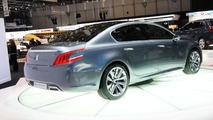 5 by Peugeot Concept in Geneva