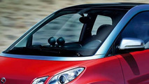 Smart forTwo +2 Artists Rendering