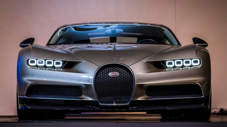 Bugatti Chiron Debuts In Hong Kong In A Lovely Specification