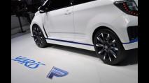 Toyota al Salone di Francoforte 2013