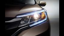 Honda CR-V restyling 2015