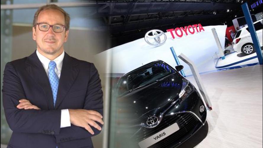 Salone di Parigi: Toyota, 10 milioni di auto prodotte non per caso