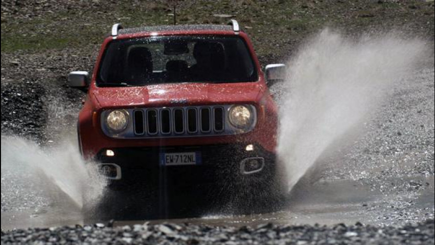 La Jeep Renegade a ritmo di musica rap