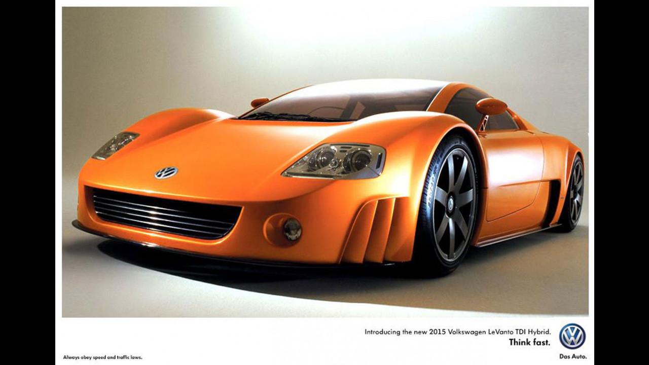 Volkswagen LeVanto TDI Hybrid