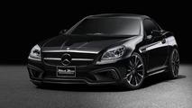 Wald International previews their Black Bison Sports Line package for the Mercedes SLK