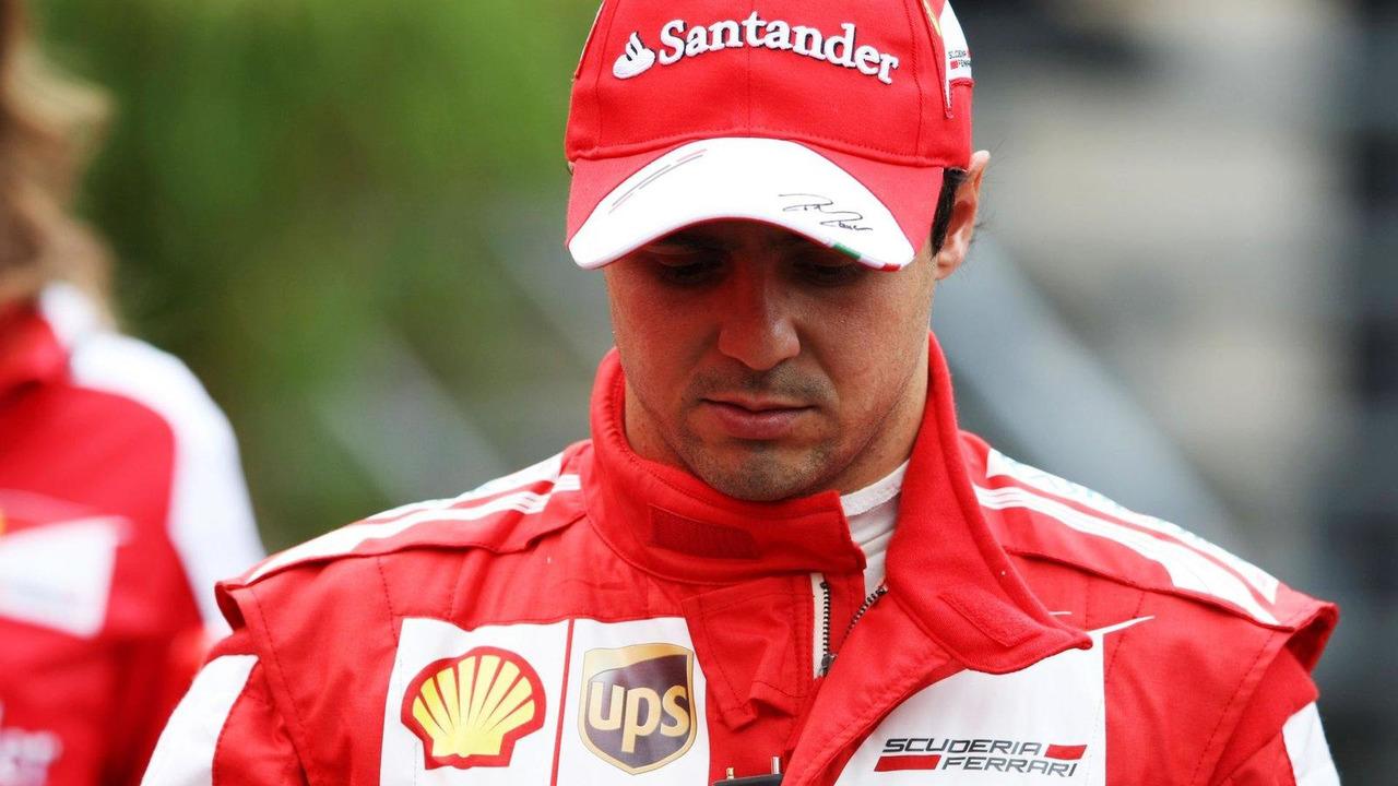 Felipe Massa 24.08.2013 Belgian Grand Prix