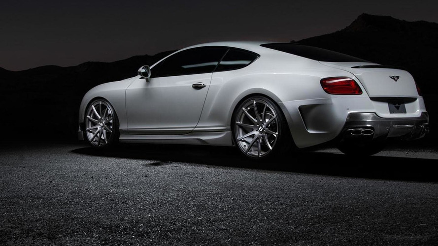 Vorsteiner unveils their Bentley GT BR10-RS