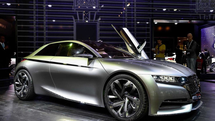 Citroen Divine DS concept adds some style to Paris Motor Show