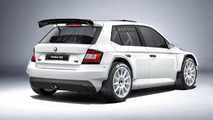 Skoda Fabia R5 production version revealed with FIA homologation