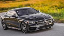 US-spec Mercedes-Benz S-Class Coupe