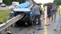 Dodge Caliber accidente