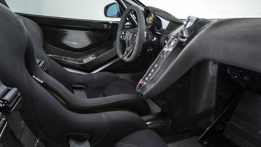McLaren 650S Sprint announced for Pebble Beach