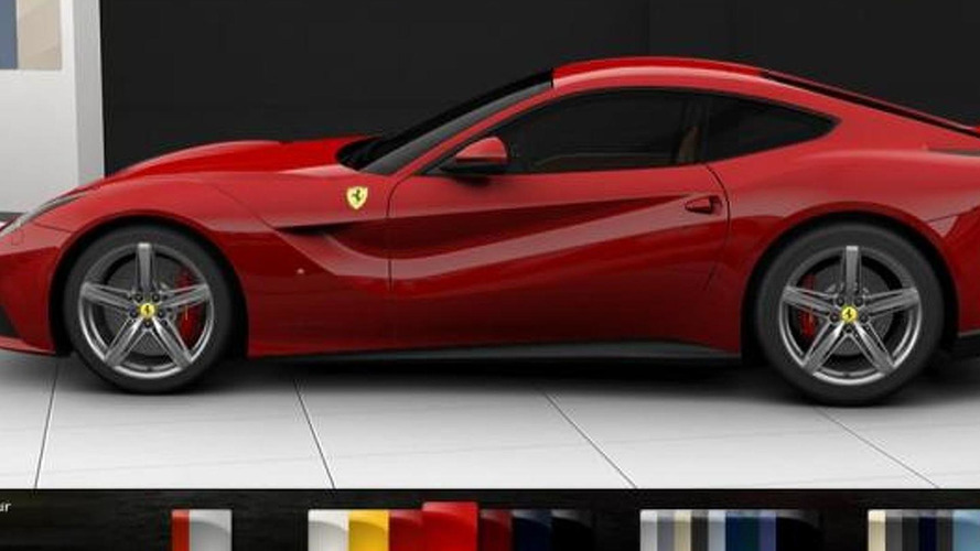 Latest Ferrari F12 Berlinetta videos