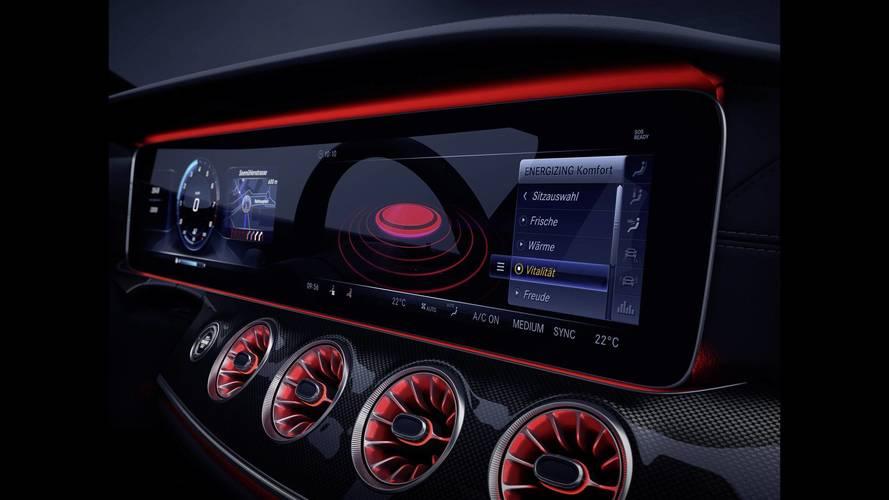 Mercedes-Benz CLS teaser 2