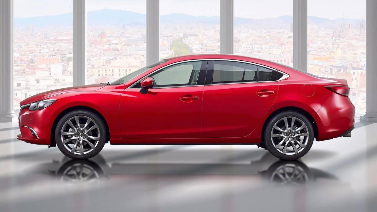 Comparativa Mazda6 2018