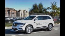 Koleos Experience, courtesy car Renault per Eataly