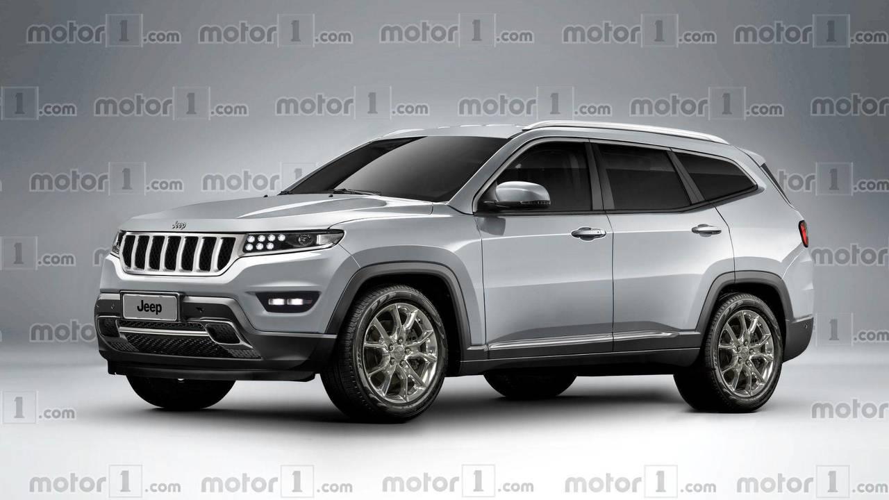 2019 Jeep Grand Wagoneer