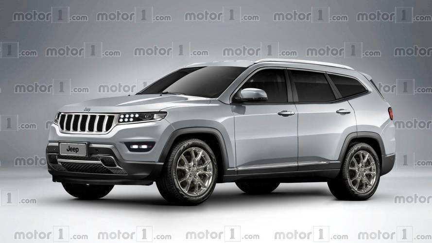 Jeep Boss Promises Grand Wagoneer Will Be 'Super Premium'
