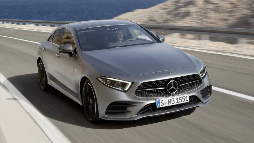 Precios Mercedes CLS 2018, desde 77.400 euros