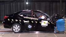 Lexus IS EuroNCAP Crash Test Results