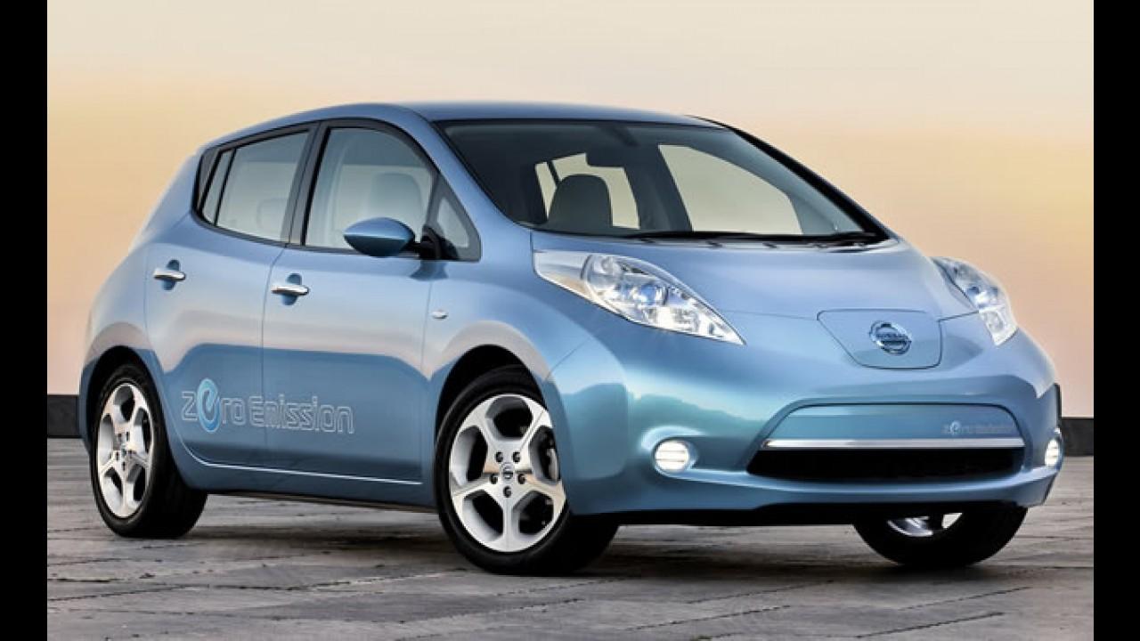 Nissan é uma das empresas que mais inovam no mundo, diz estudo