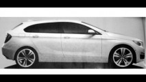 Segredo! Vaza imagem do Novo BMW Série 1 GT