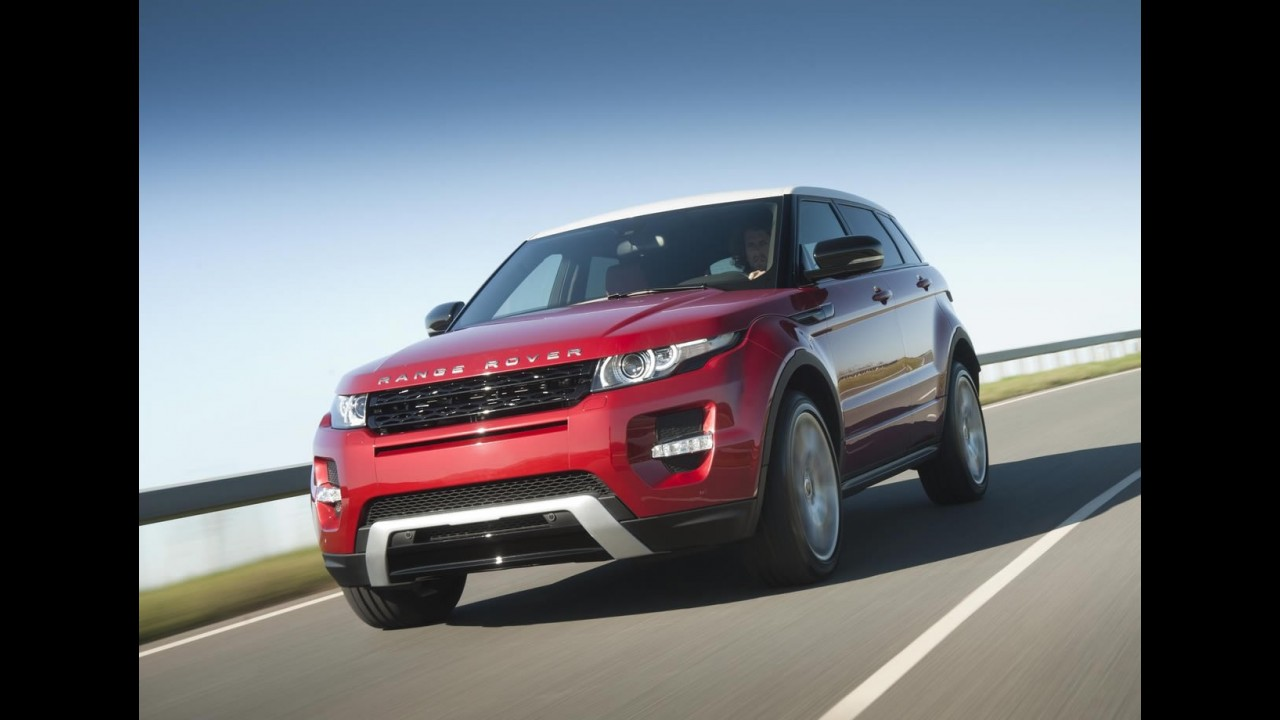 Range Rover Evoque chega em novembro custando a partir de R$ 200.000