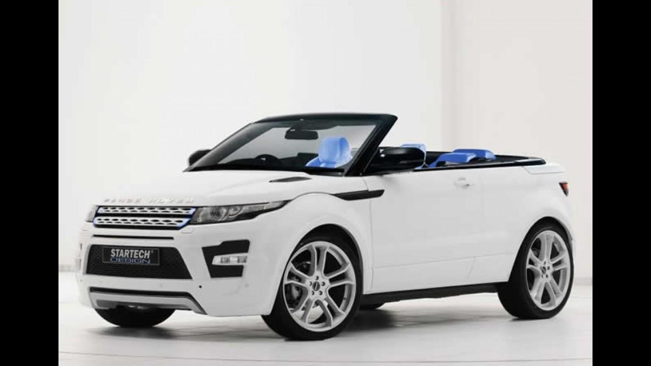 Range Rover Evoque Cabriolet by Startech
