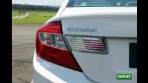 Honda inicia vendas do Novo Civic 2012 no Brasil