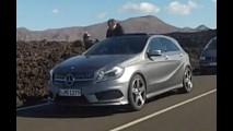 Novo Mercedes-Benz Classe A chegará ao Brasil no início de 2013