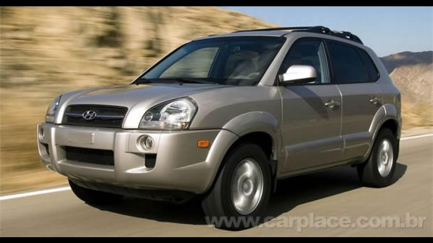 Hyundai Tucson nacional será flex no ano que vem