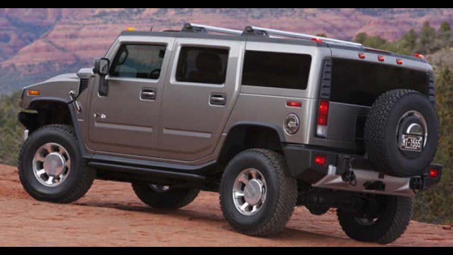 Fim da linha para a Hummer - Venda não sai e obriga a GM a encerrar a marca