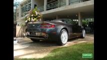 Aston Martin inicia oficialmente as operações no Brasil - Fotos