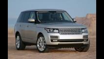 Range Rover não dá conta de atender alta demanda do Vogue e Sport