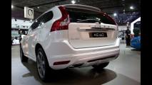 Salão SP: Volvo XC60 Comfort é opção mais acessível que chega por R$ 144,9 mil