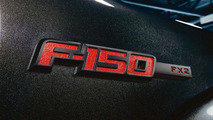 2012 Ford F-150 with FX package - 29.9.2011