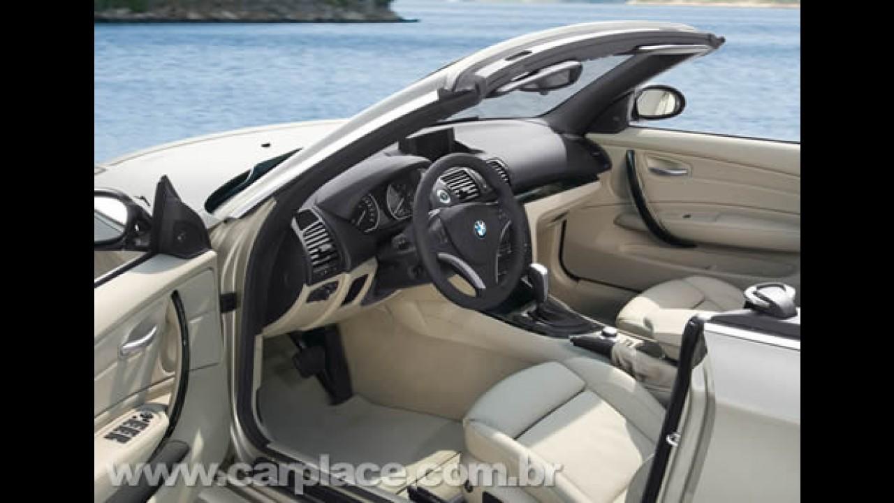 BMW Série 1 Cabriolet - Conversível tem preço inicial de R$ 175 mil no Brasil