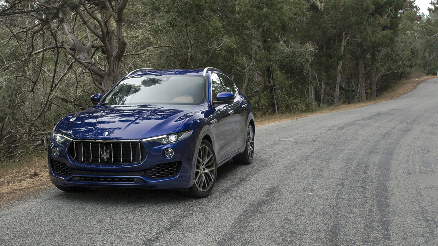 Maserati production stopped again because of low demand