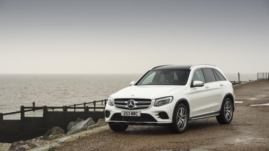 Mercedes SUV satışları %40 artış gösterdi