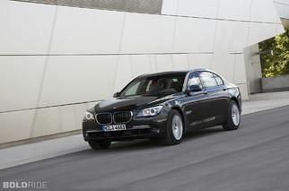 BMW 7-Series High Security