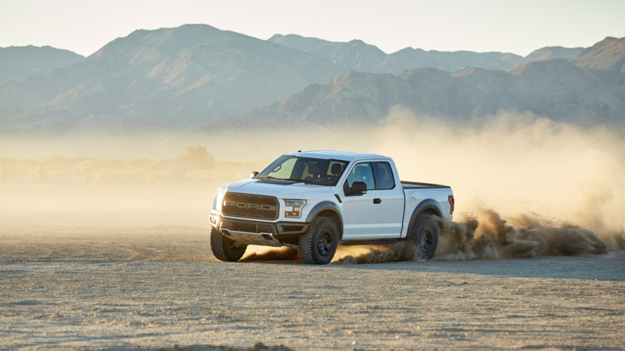 2017 Ford F-150 Raptor has a 'Baja' mode