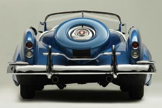 The 1950 Templeton Saturn: A Custom Mercury with Bob Hope Ties