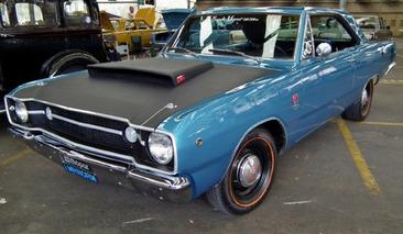 The Dodge Dart and its Sacred Slant-Six