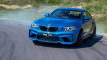 2016 BMW M2 Coupe for Australia