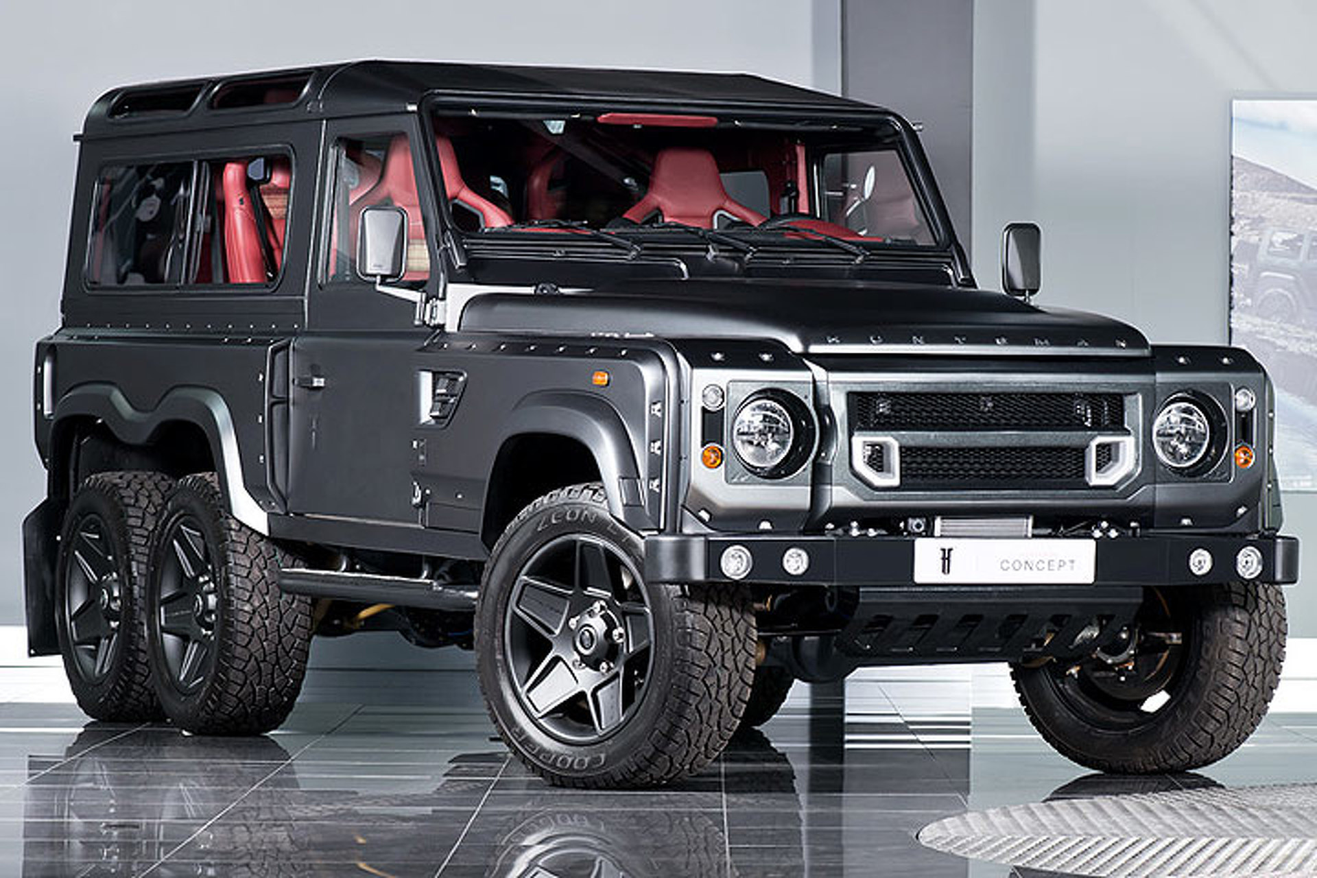 powered defenders viper defender news coast land h east in project us rover offering v