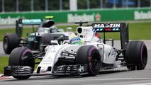 Felipe Massa: Crashes and comebacks in Canada