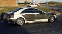 2013 Mercedes-Benz S-Class spy photo 10.12.2012 / Automedia