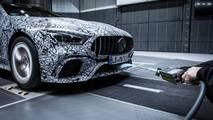 2019 Mercedes-AMG GT Coupe teaser