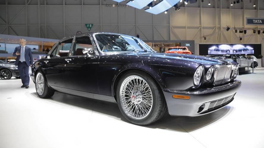 A Jaguar egyedi XJ6-ot épített az Iron Maiden dobosának