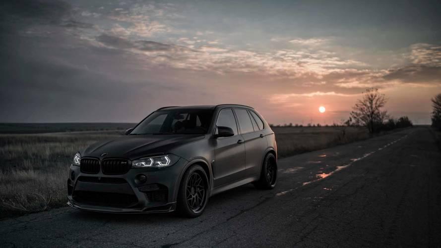 Un BMW X5 M de 750 ch conçu pour la mafia